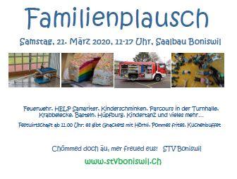 Familienplausch 2020